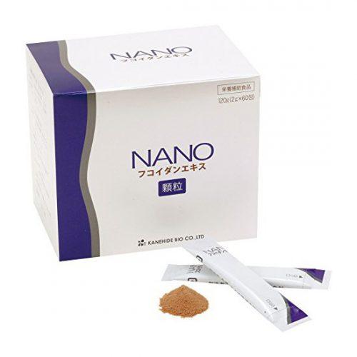 Nano fucoidan-extract-granule