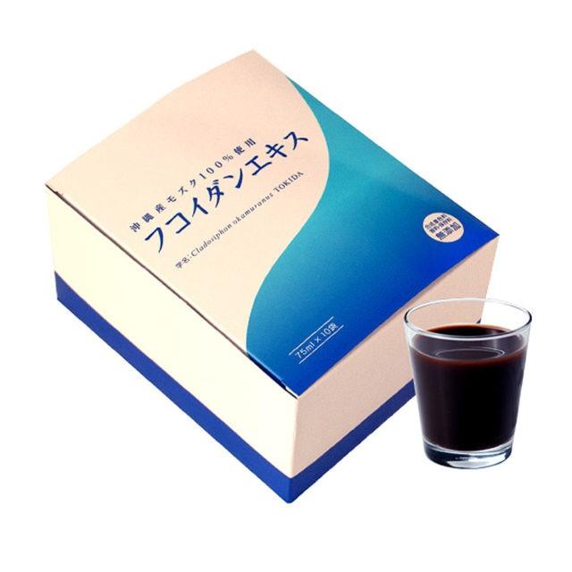 Okinwa Fucoidan Extract dạng nước Nhật Bản