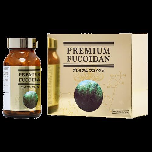 premium fucoidan Nhật Bản