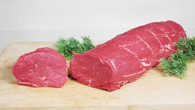 bệnh nhân ung thư kiêng ăn thịt bò