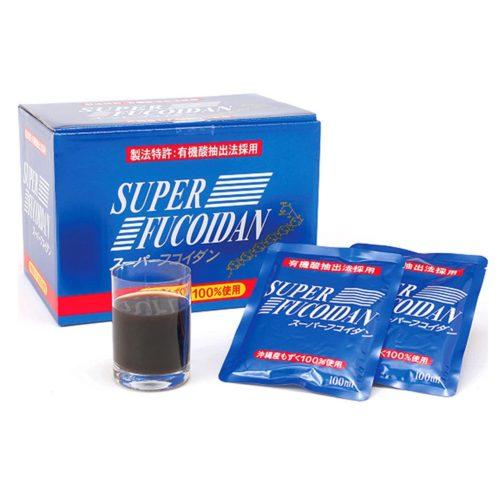 Uống Super fucoidan của nhật hỗ trợ điều trị ung thư thực quản