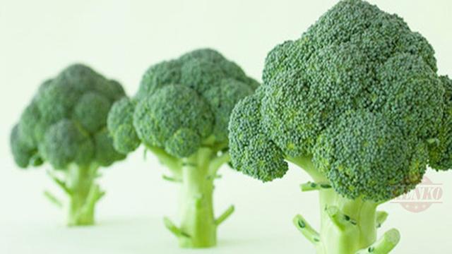 Bông cải xanh phòng ngừa ung thư cổ tử cung