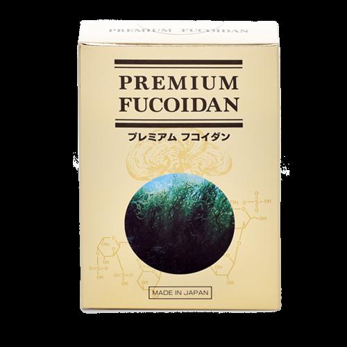 premium Fucoidan 120