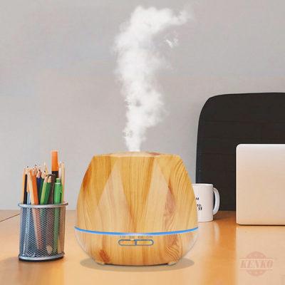 Khuếch tán tinh dầu trầm hương giúp khử trùng trong nhà
