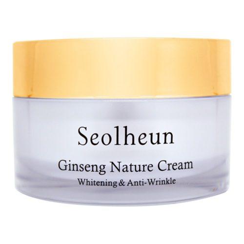 Kem Dưỡng Da Nhân Sâm Seolheun Ginseng Nature Cream