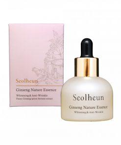 Tinh Chất Nhân Sâm Chống Lão Hóa Seolheun Ginseng Nature Essence Hàn Quốc