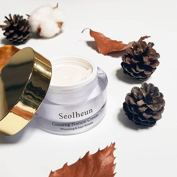 Kem Dưỡng Da Seolheun Ginseng Nature Cream