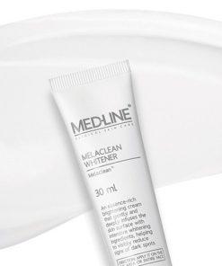 Tinh Chất Điều Trị Nám Medline Melaclean Whitener Hàn Quốc 30 ml