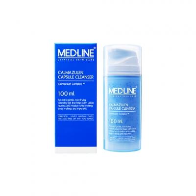 Sữa Rửa Mặt Medline Calmazulen Capsule Cleanser