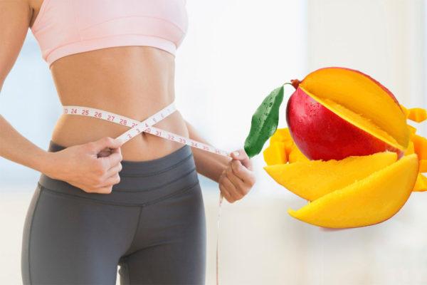 xoài châu phi giúp giảm cân