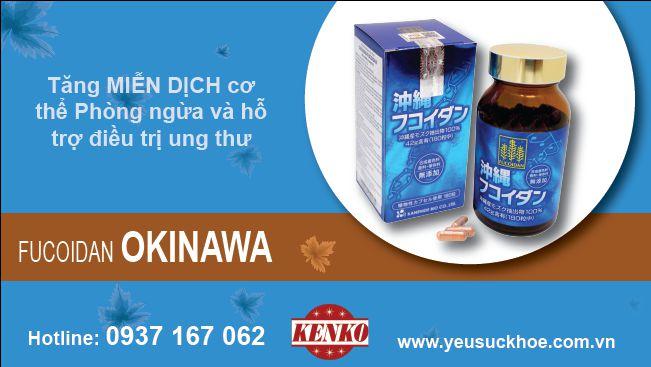 Đánh giá Okinawa fucoidan: Thành phần, hàm lượng, giá bán
