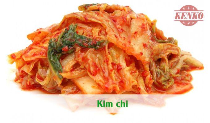 kim chi probiotic