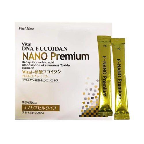 Vital DNA Fucoidan Nano Premium