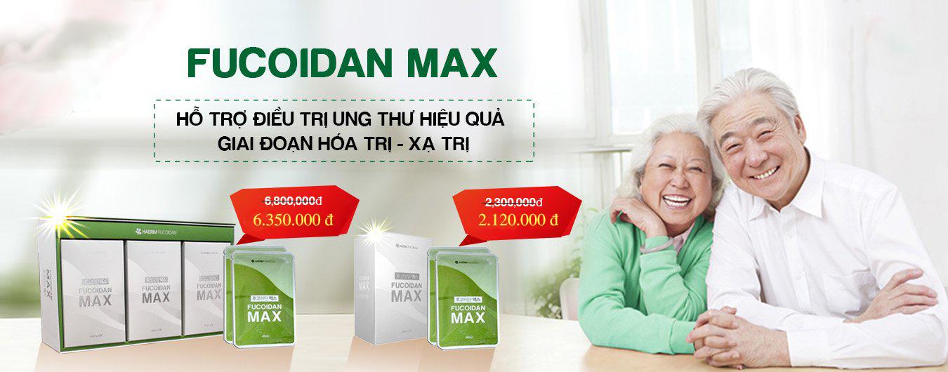 khuyến mãi fucoidan max